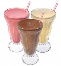 different sorts of weight loss shakes