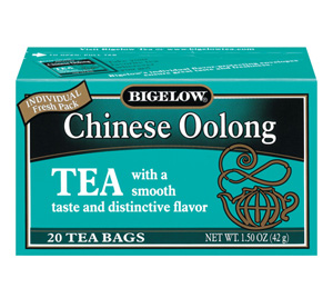 oolong tea for losing weight